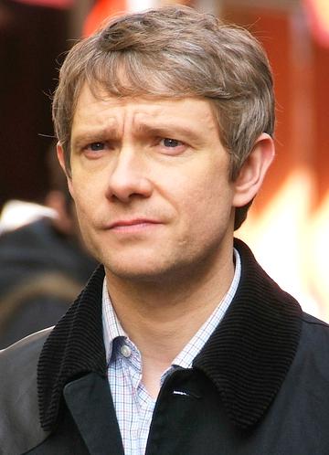 Мартин Фриман актер