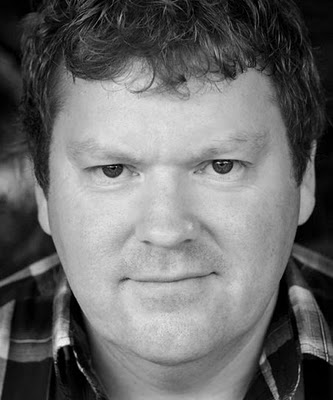 Playing Bombur, the clumsy dwarf, is Stephen Hunter, from New Zealand. - stephen-hunter