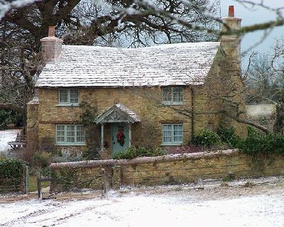 rosehill cottage from the holiday in love with england