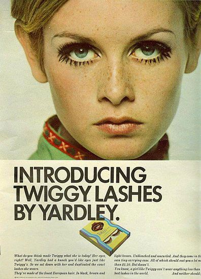 Yardley Advertisements From The 1960s In Love With England