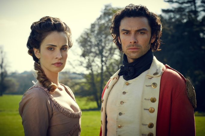 Ross Poldark with © ITV plc (ITV Global Entertainment Ltd)