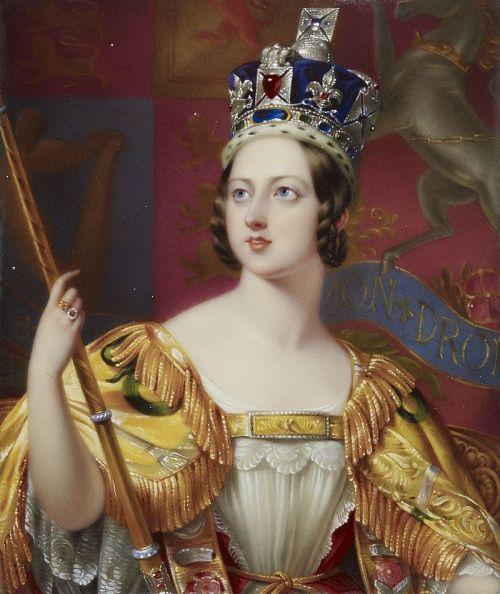 queen-victoria-coronation