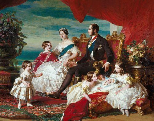queen-victoria-family